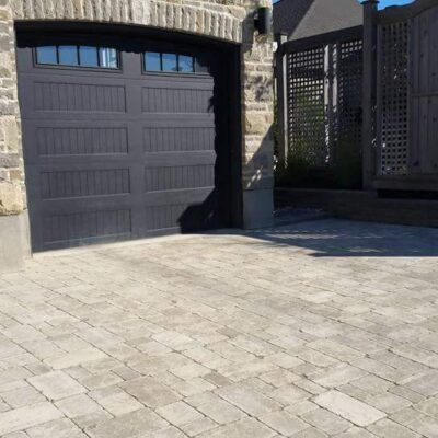 interlock driveways