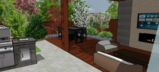 landscape design fergus