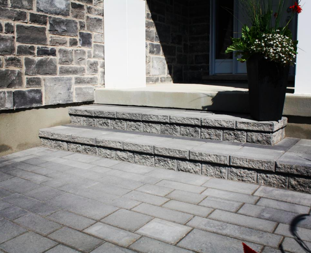 front step ideas